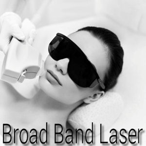 Broad Band Laser